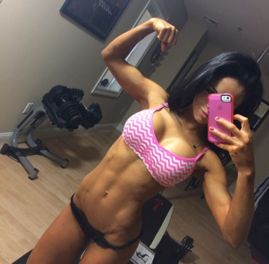 Weight lifting girls (12)